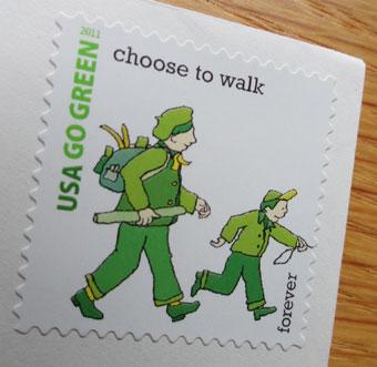 Choose to walk