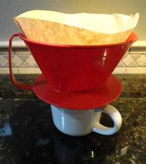 drip coffee filter