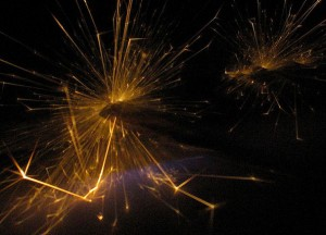 Spark - © Graham, Creative Commons licensed, via Lfickr