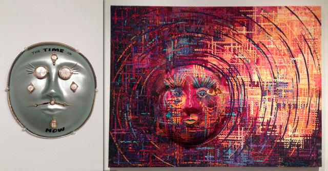 masks art exhibit in fort collins colorado