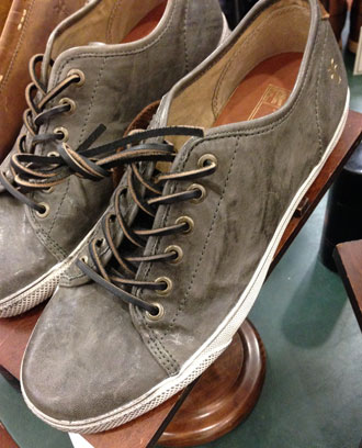 Frye casual shoes