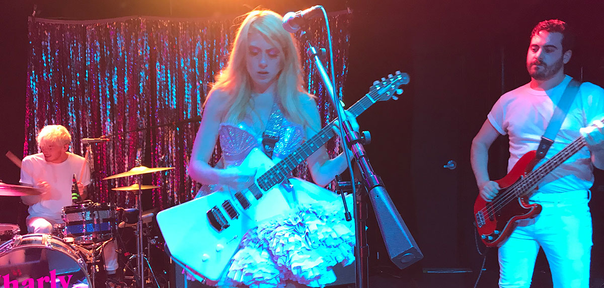 Charly Bliss live in concert